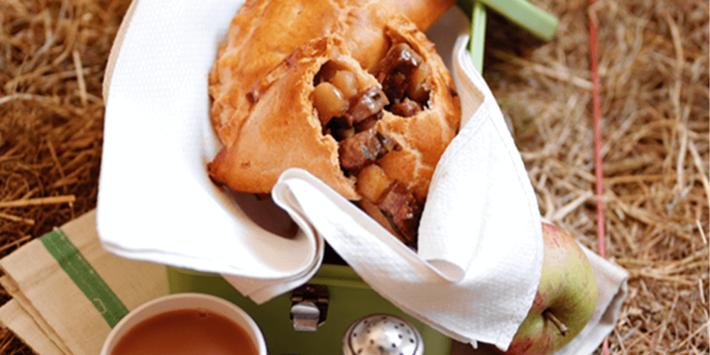 Lunch-To-Go Lamb Pasties