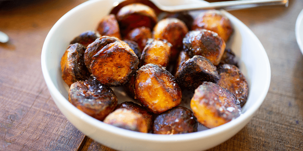 The Perfect Roasties