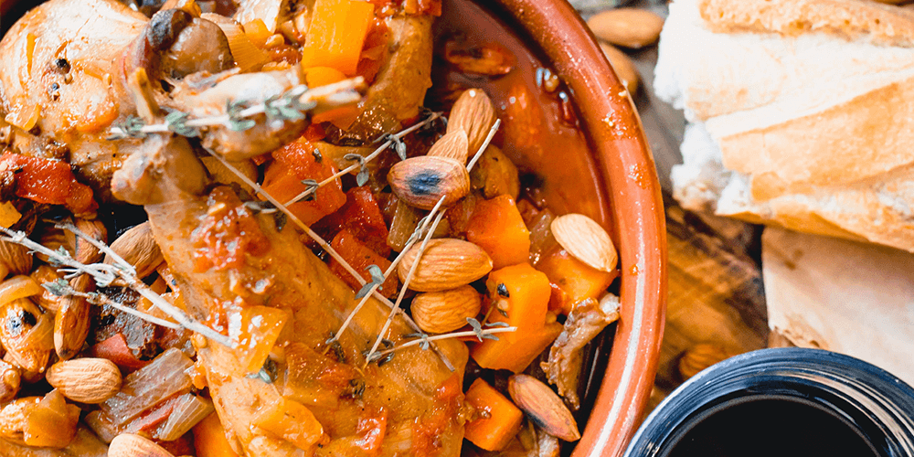 Catalan Braised Rabbit