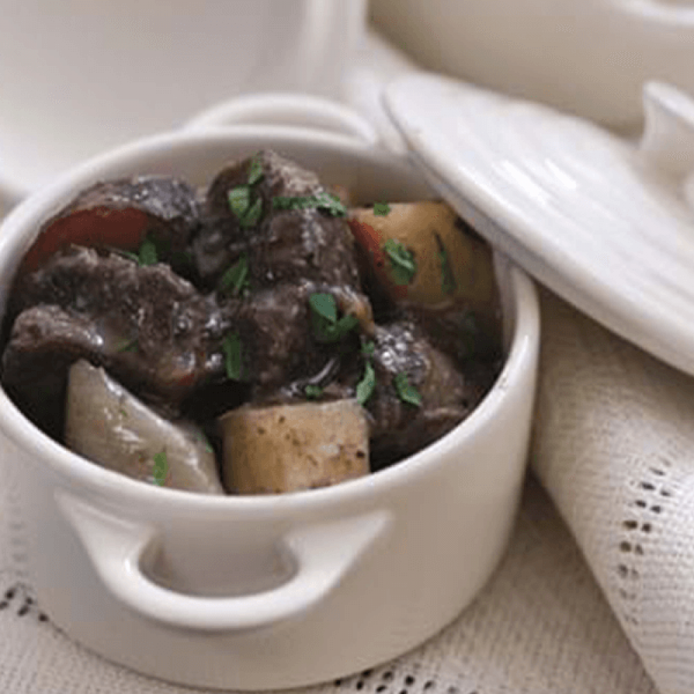 Gin and Juicy Beef Stew Image 1