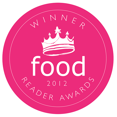 Food Reader Awards Winner 2012