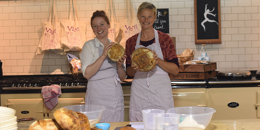 Our Sourdough Masterclass with Vicky's Bread