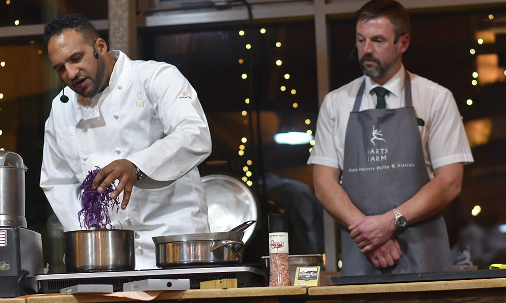 Michael Caines' Braised Red Cabbage