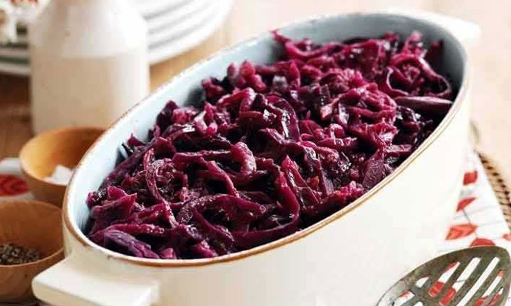 Michael Caines' Braised Red Cabbage Image 2