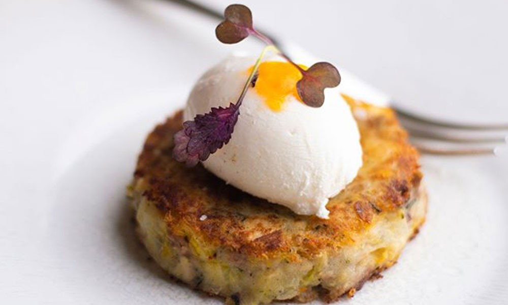 Michael Caines' Bubble and Squeak