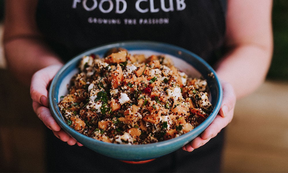 Mia's Winter Quinoa Salad