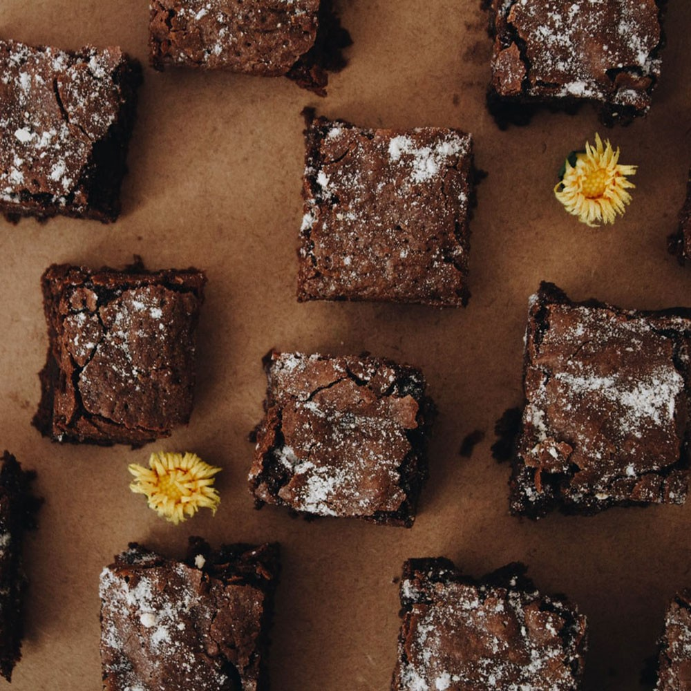 Beetroot Brownies Image 1