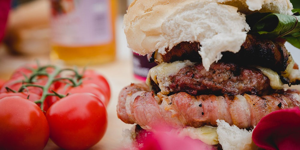 The Ultimate Homemade Beef Burgers