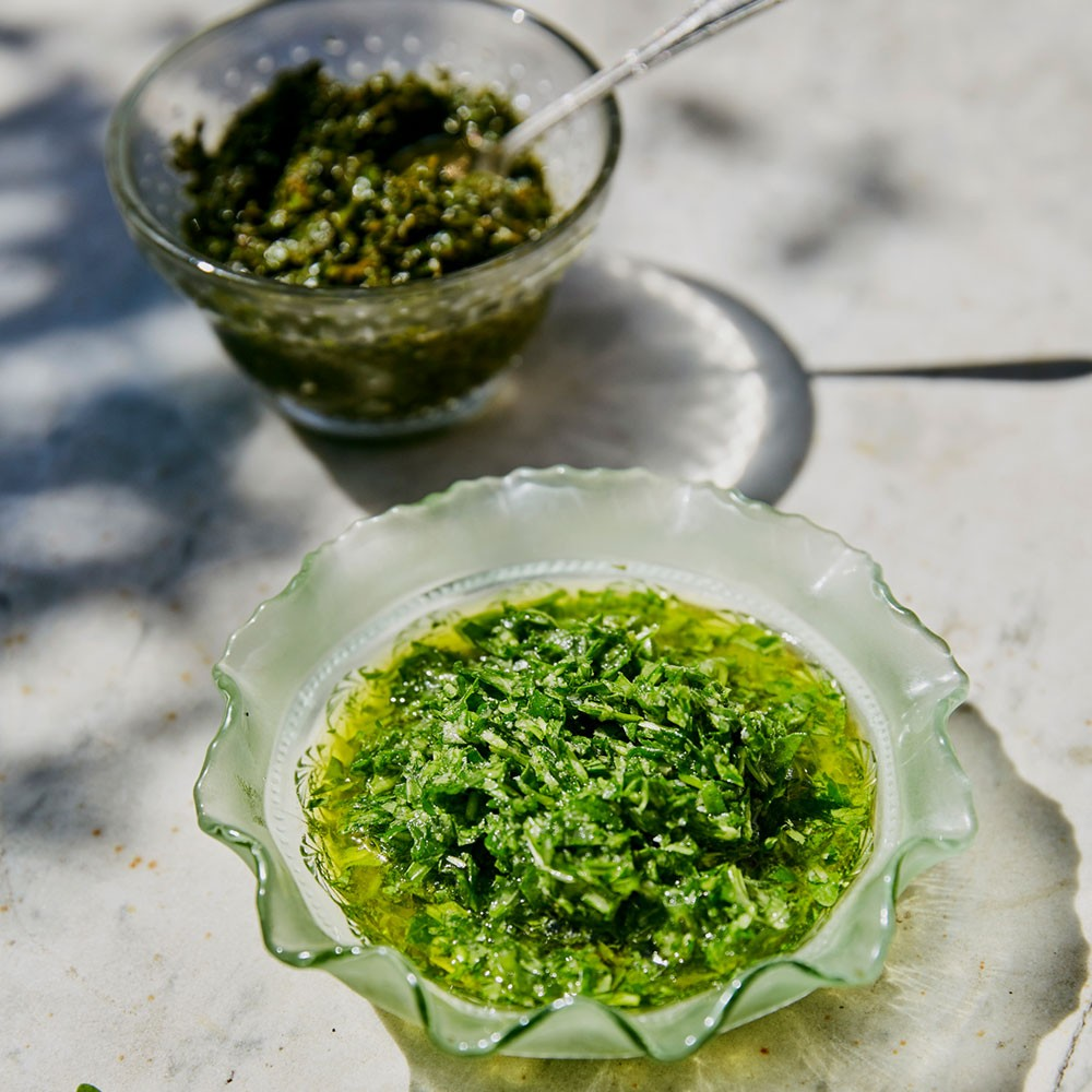 Wild Garlic Pesto Image 1