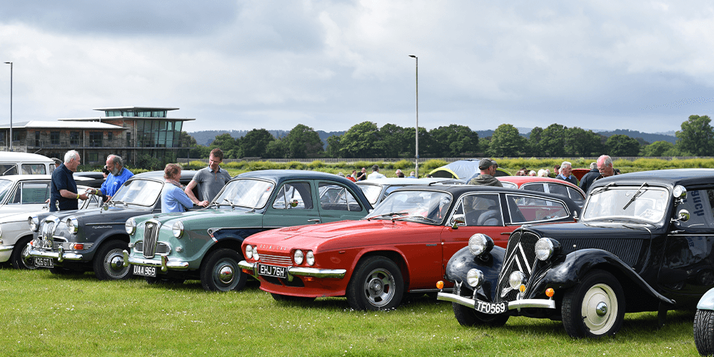 Our annual Classic Car Show