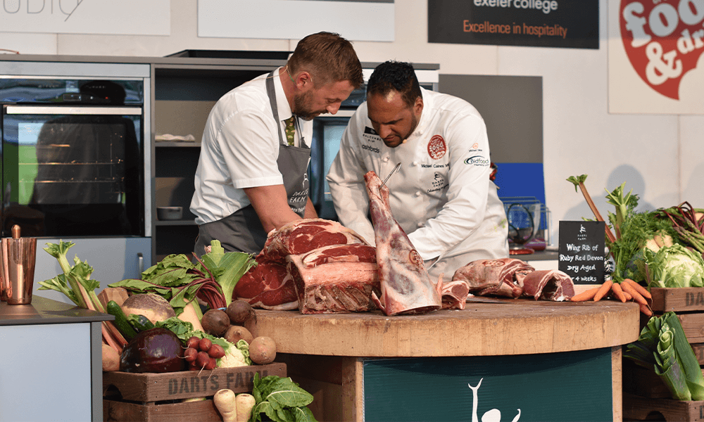 Darts_Farm_Exeter_Food_Festival_Michael_Caines
