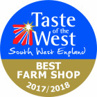 Best Farm Shop - Taste of the West 2017/2018