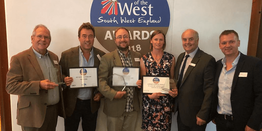 Awards Day at Taste of the West