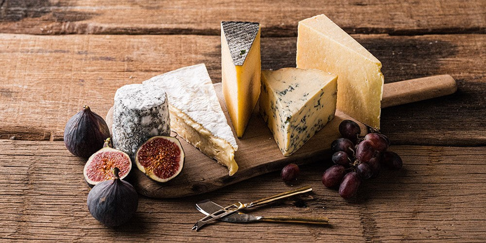 The Ultimate Christmas Cheeseboard