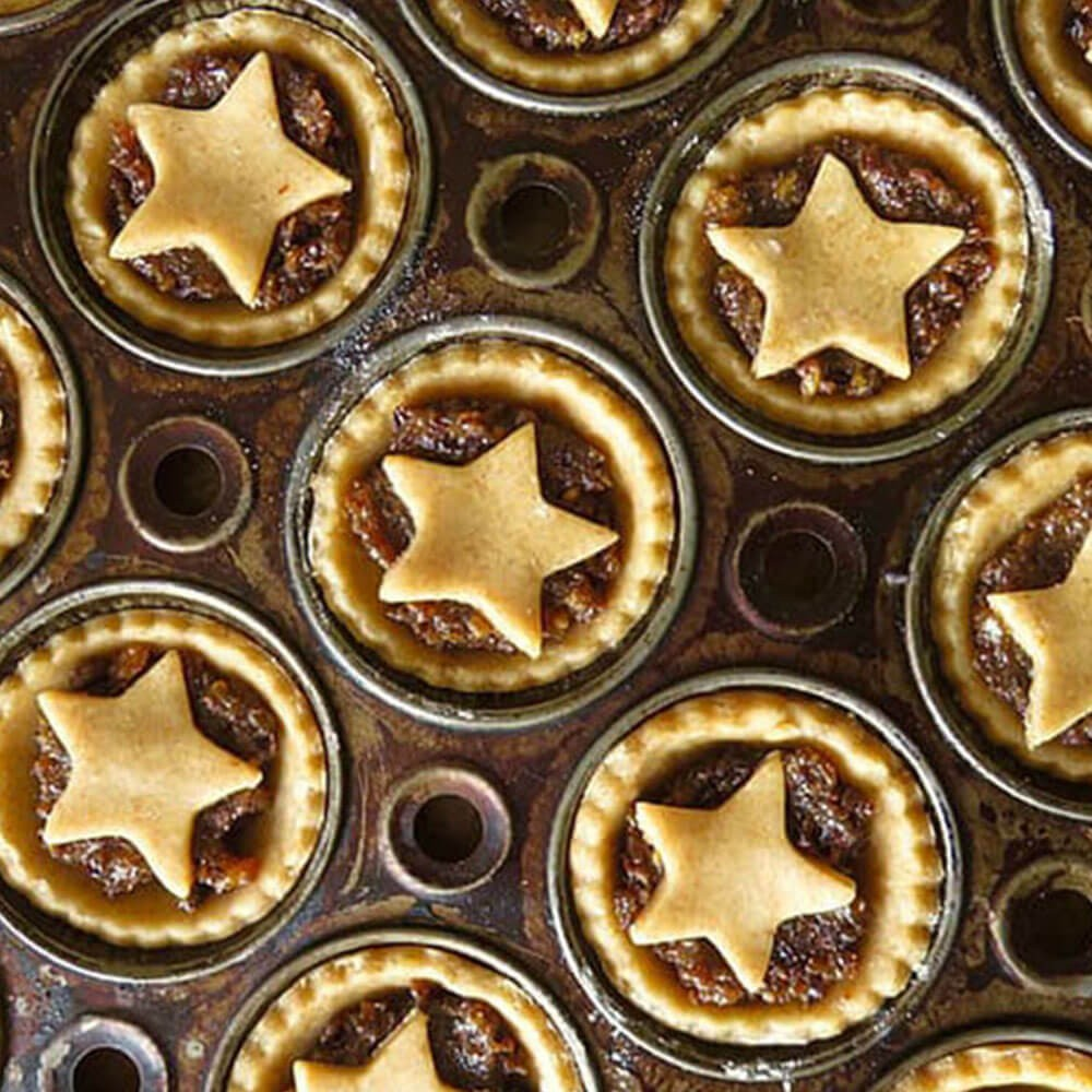 Micheal Caines' Mince Pies Image 1
