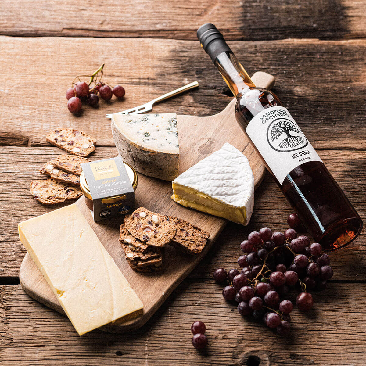 Best of the West Cheese Board Tasting Experience