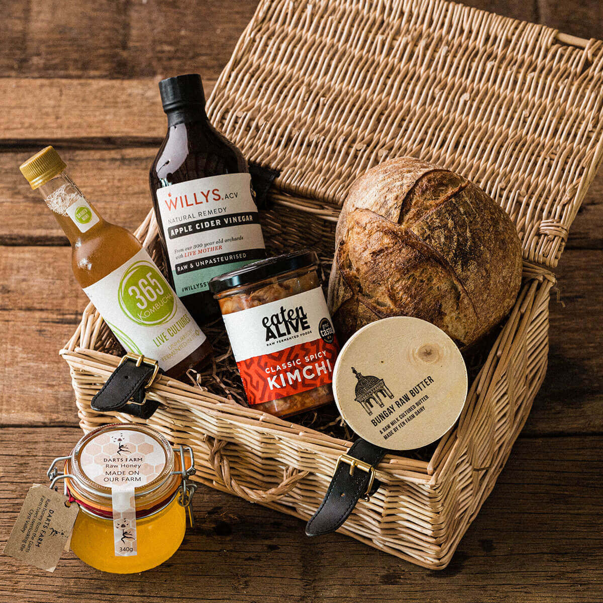 Be Good To Your Gut Hamper