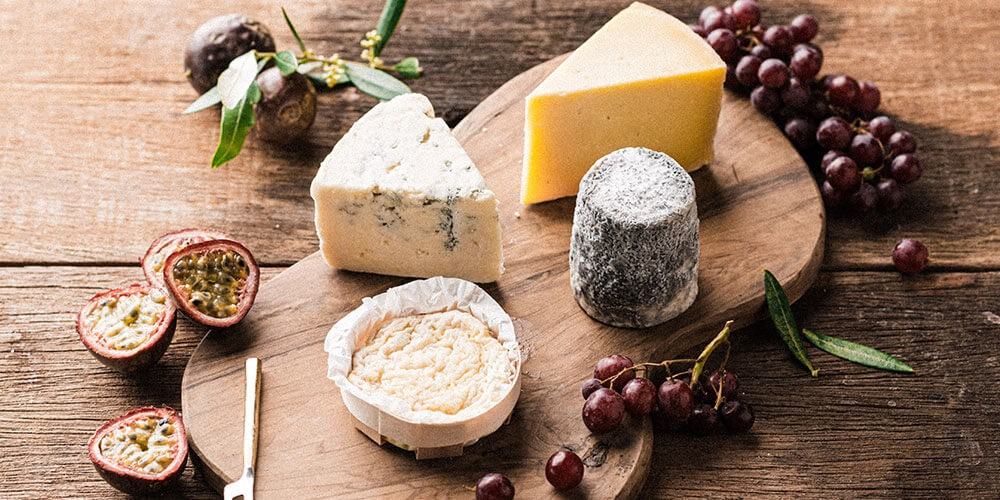 Summer Cheese Selection