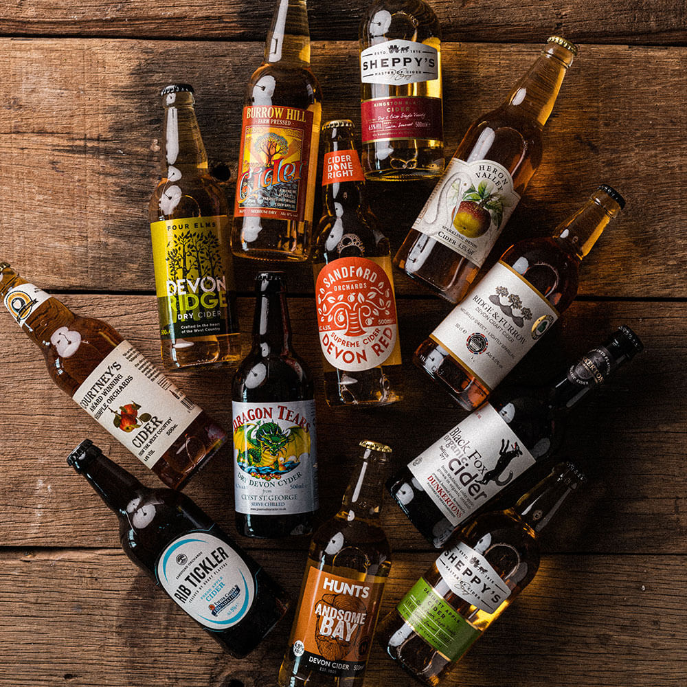 West Country Cider Tasting Experience