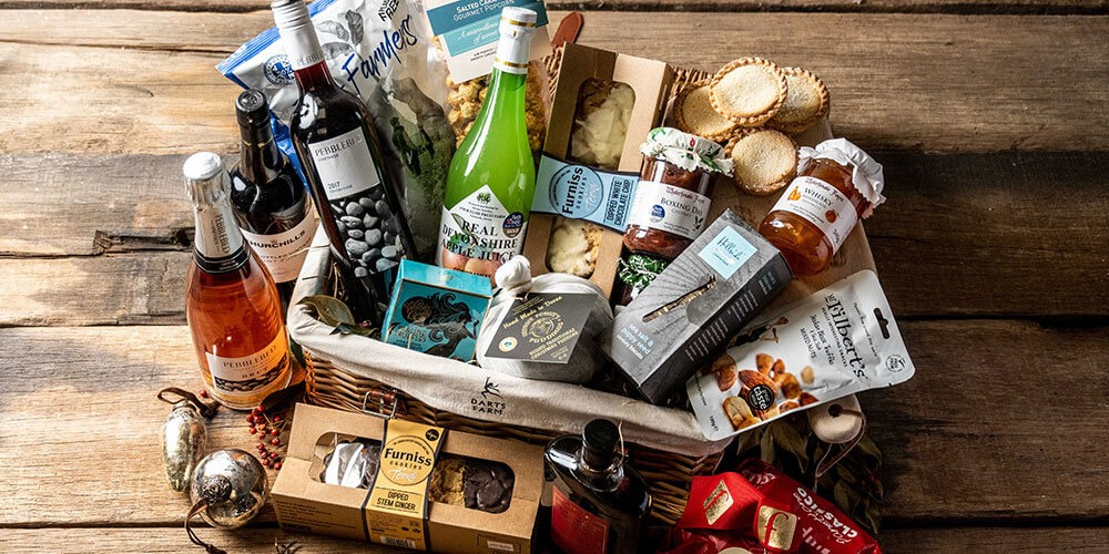 Christmas Hampers... Send some cheer!